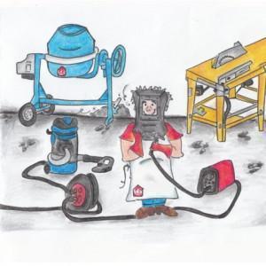 Utensili attrezzature elettriche