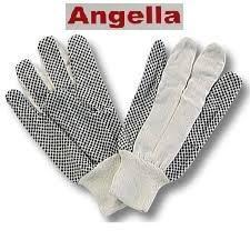 guanti puntinati